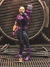 Marvel Legends Custom Dark Hawkeye Avengers Bullseye