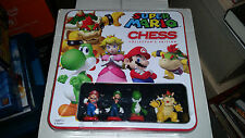 Super Mario Chess Collector's Edition NEW SEALED by USAopoly