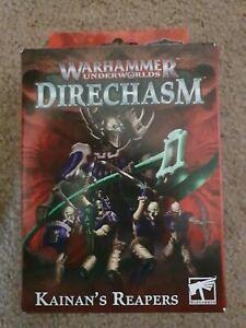Warhammer Underworlds - Direchasm - Kainan's Reapers