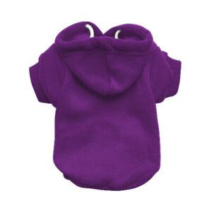 Purple Dog Hoodie - Purple Dog Sweater - Purple Dog Jumper - Dog/Puppy Clothing