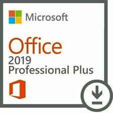 Microsoft Office MS Office 2019 Professional Plus Brand New - DVD - 1 PC