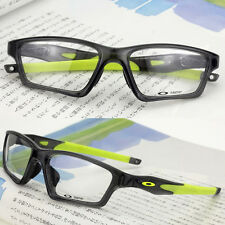 New Crosslink SWEEP Eyeglasses Rx Eyewear Frames Grey Green Sport OX8031-0255