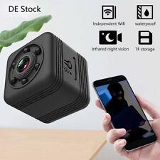 Mini 1080P WLAN WiFi Kamera Überwachungskamera Aussen Home Security Überwachung