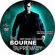 New, BOURNE SUPREMACY-DVD, , HD DVD