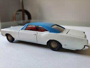 Vintage Diecast Dinky Toys Hong Kong 1965-67 57/004 Oldsmobile Dynamic 88