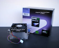 AMD Phenom II Cooler Heatsink Fan for  X4 CPU 910-925-945-900e-905e-910e < 95 W