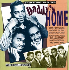 SHEP & THE LIMELITES / THE HEARTBEATS * 20 Greatest Hits * NEW CD * Daddy's Home