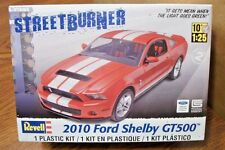 REVELL 2010 FORD SHELBY GT500 MODEL KIT 1/25 SCALE