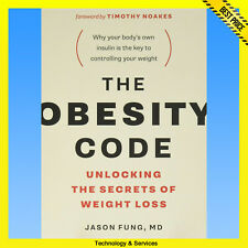✅ The Obesity Code: Unlocking the Secrets of Weight Loss by Jason Fung ✅ E-BOOK