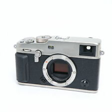 Fujifilm Fuji X-Pro3 26.1MP Mirrorless Digital Camera Body (DR Silver) #960