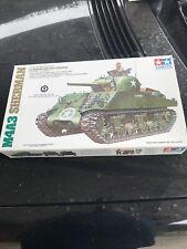 Tamiya M4A3 Sherman 1/35