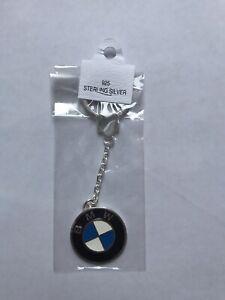 BMW Curb Keyring / Keychain (*All Sterling Silver 925)