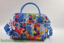 New With Tag Kipling Beonica Satchel CrossBody Bag - Picnic in the Park Floral