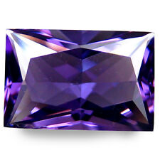 1.72Cts Fantastic Natural Amethyst Radiant Cut 8.8x6mm Nice Collection Gemstone