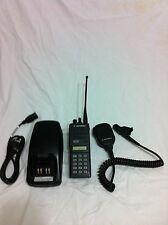 Motorola 800 MHz MTS2000 III Smartnet radio W- Programming Security Police fire