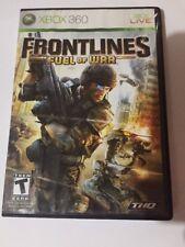 Frontlines: Fuel of War (Microsoft Xbox 360, 2008)