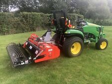 More details for 1.25m stoneburier & compact tractor with operator hire