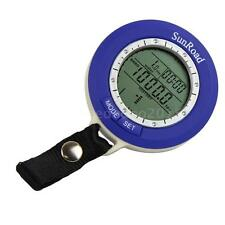 Sunroad SR204 Mini LCD Digital Fishing Barometer Altimeter Thermometer TO A5H0