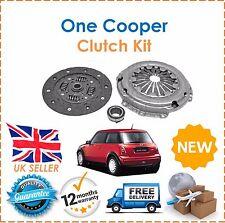 POUR BMW MINI One Cooper 1.6 R50 R53 2001-2004 3 PIECE embrayage KIT 7534150 NEUF