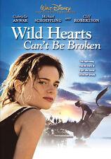 Wild Hearts Can't Be Broken (DVD,1991)