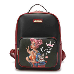 NK10734 NIKKY CUTIE PIE BACKPACK