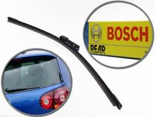 Seat Leon MK2 MK3 2012 - 2015 Bosch Aerotwin Rear Window Windscreen Wiper Blade