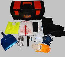 Gefahrgutkoffer Schutzausrüstung G.klassen 2,3,4,5,6,8 GGVS Koffer GGSVS ADR