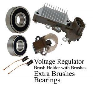Alternator Rebuild Kit 00-04 Tacoma, 99-02 4Runner Regulator, Bearings, Brushes