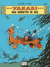 Yakari | Band Nr. 4 | Das Monster im See | Indianer-Comics | Derib + Job | Neu!!