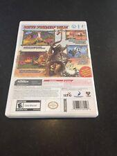 EA Playground (Nintendo Wii, 2007) GAME COMPLETE DODGEBALL SLOTCAR RACING DARTS