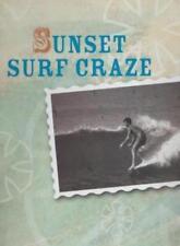 Sunset Surf Craze DVD VIDEO MOVIE surfing surfers history waves Beach, Hawaii
