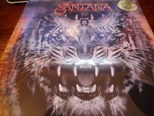 Santana IV LP 180 Gram Brand New