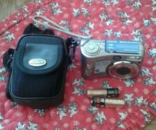 SONY CYBER-SHOT DIGITAL CAMERA AND CASE