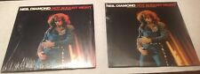 NEIL DIAMOND Hot August Night MCA LIVE 1972 2LP'S STILL SEALED OLD STOCK