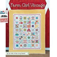 Farm Girl Vintage 1 Book by Lori Holt Bee in my Bonnet Company.