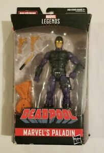 PALADIN Marvel Legends Deadpool Sasquatch BAF *Damaged Box*