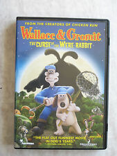 DVD - WALLACE & GROMIT: THE CURSE OF THE WERE-RABBIT - Aardman - Animation