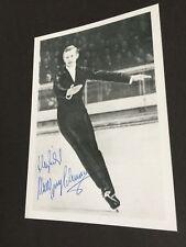 WOLFGANG SCHWARZ OS 1968/1. Eiskunstlauf signed Foto 13 x 18 seltenes Autogramm