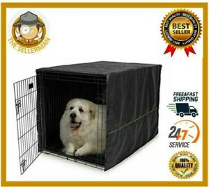 MidWest Dog Crates Homes for Pets Dog Crate Cover Privacy Dog Crate Cover Fits