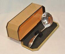 Oneida Community LADY HAMILTON Gravy Ladle with Original Presentation Box