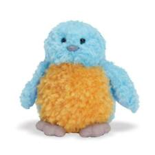 Manhattan Toy Bitsy Bluebird Bird Blue Orange Stuffed Animal 3yrs+ NEW