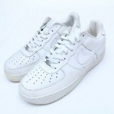 Nike Air Force 1 306353-112 Triple White Athletic Fashion Sneakers Size 7.5