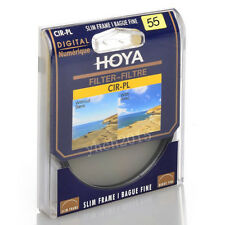 Hoya 55mm Circular Polarizing CIR-PL CPL FILTER fit for Canon Nikon Sony Lenses