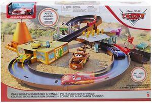 Disney Pixar Cars Race Around Radiator Springs Playset