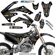 2002 2003 2004 CRF 450R GRAPHICS KIT CRF450R 450 R DECO DECALS STICKERS SENGE