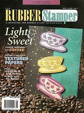 The RUBBER STAMPER - Back Issue - May / June 2001