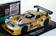 FLY 99053 Marcos LM600 Playboy Collection 07 Brooke Richards 1/32 Slot Car