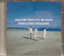 CD-MANIC STREET PREACHERS-THIS IS MY TRUTH TELL ME YOUR