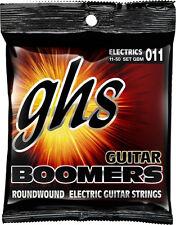 GHS Boomers Electric Guitar Strings GBM medium 11-50