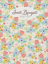 Sweet Bouquet - Writing Paper - Pad and Envelopes
